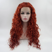 Load image into Gallery viewer, Wine Red Wave Wig | Remy Human Wig