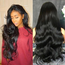 Load image into Gallery viewer, High quality body wave 13*4 lace frontal