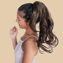 Load image into Gallery viewer, The Naomi Ponytail - Brunette