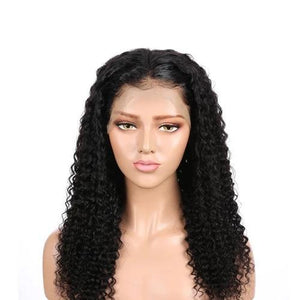 Brazilian Water Wave 360 Lace Frontal Wigs - Human Hair