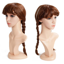 Load image into Gallery viewer, Wendy Hair Cosplay Wigs Long Straight Wig Hair Kanekalon Synthetic Heat Resistant Straight Wig for Women