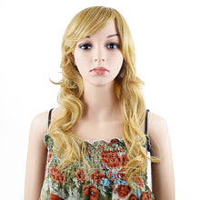 Load image into Gallery viewer, Wendy Hair Blonde Body Wave Wig Synthetic Wigs For Women Fiber Hair Heat Resistant Hair