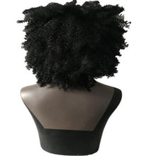 Load image into Gallery viewer, LACE AFRO CURLY HAIR WIG| Human Hair