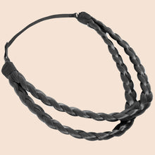 Load image into Gallery viewer, Double Lulu Two Strand - Black