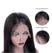 Load image into Gallery viewer, THE JASMAY UNIT - GLUELESS FULL 360 LACE WIG STRAIGHT