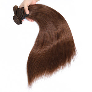 Factory Direct Hair Extension Straight Remy Human Hair