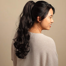 Load image into Gallery viewer, The Naomi Ponytail - Dark Brown
