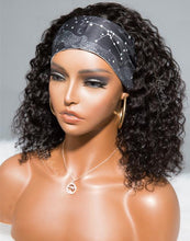 Load image into Gallery viewer, TAURUS - ZODIAC COLLECTION HUMAN HAIR SHORT CURLY WIG - ZC002