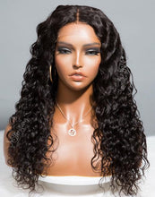 Load image into Gallery viewer, PISCES - ZODIAC COLLECTION HUMAN HAIR CURLY WIG - ZC011