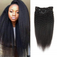 Load image into Gallery viewer, Remy Human Hair Extension Virgin Brazilian Human Hair Wig