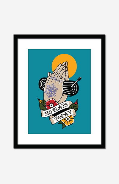 Pray Day Fine Art Print
