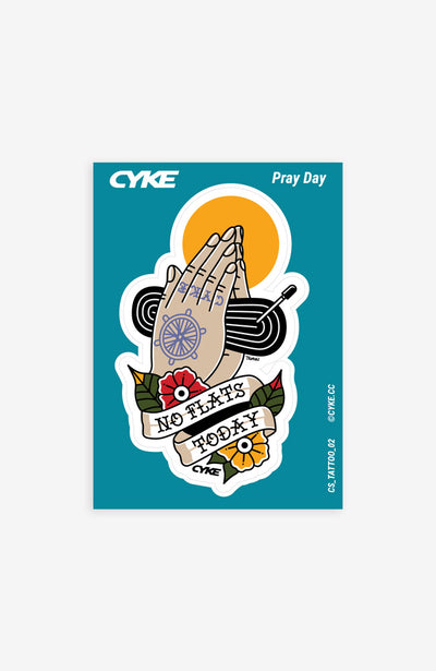 Pray Day Sticker