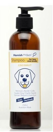 Retriever and Long Coat Dog Shampoo