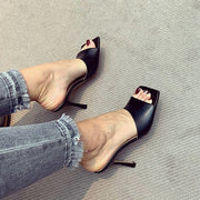 JAIDA Sexy Thin High Heels Sandals