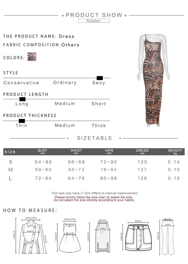 Nibbi elegant maxi dress