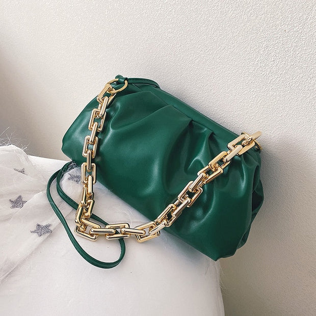 ROXANNE Luxury Chain Shoulder Bag