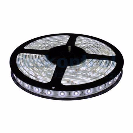 Cinta Led Blanco 24V 5050 Rollo 500 cm Multipartes