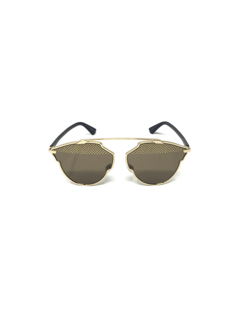 christian Dior WC! '17 Studded Lens 'So Real' Sunglasses