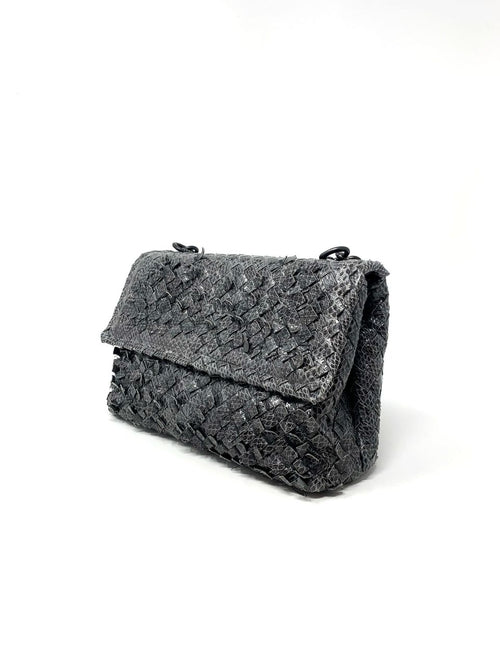 Bottega Veneta Grey Handbag