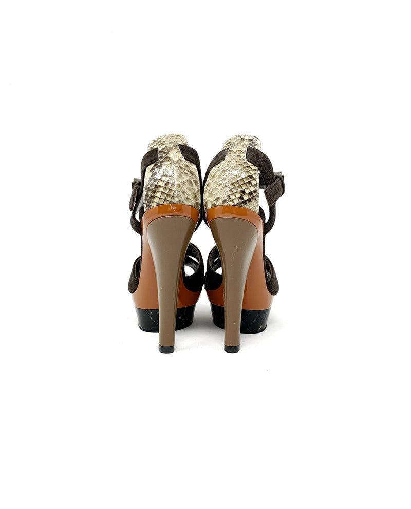 Barbara Bui W Shoe Size 35 High Heels