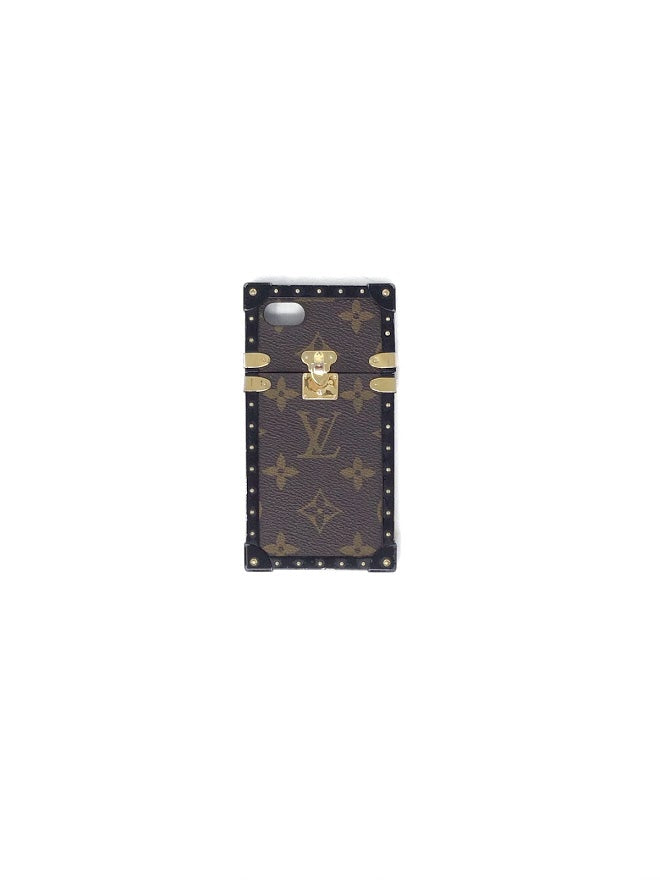 Louis Vuitton '16 Monogram Eye Trunk iPhone Case