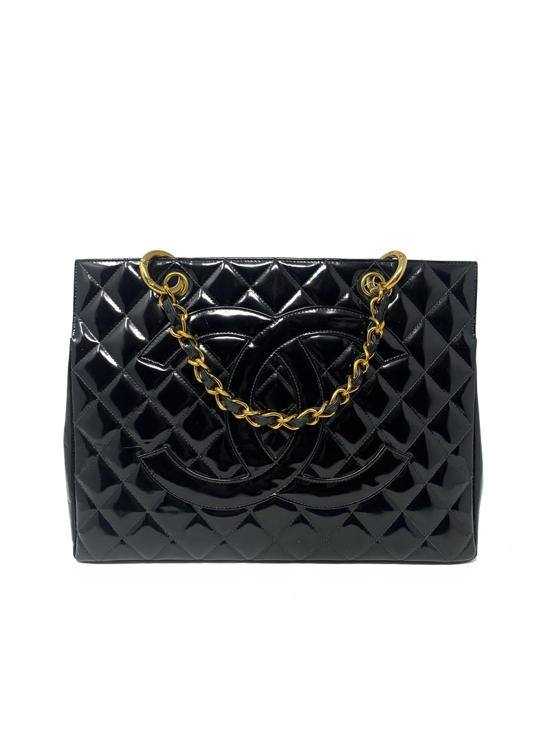 Chanel Black Tote