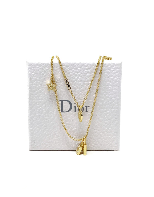 Dior Lucky Locket Necklace
