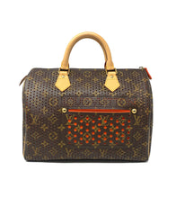Louis Vuitton Monogram Perforated Handbag