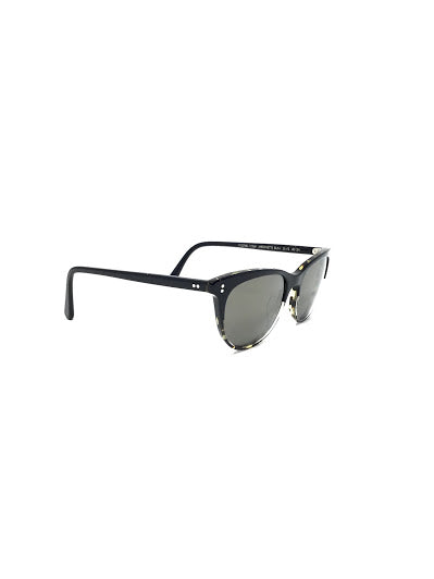 Oliver Peoples Two-Tone Wayfarer Polarized Sunglasses