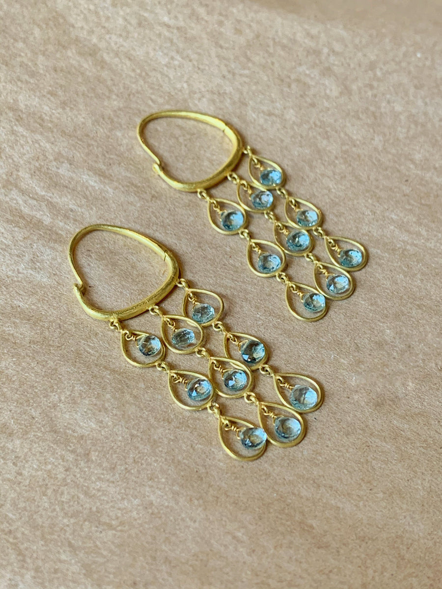 Marie Helene de Taillac Earrings