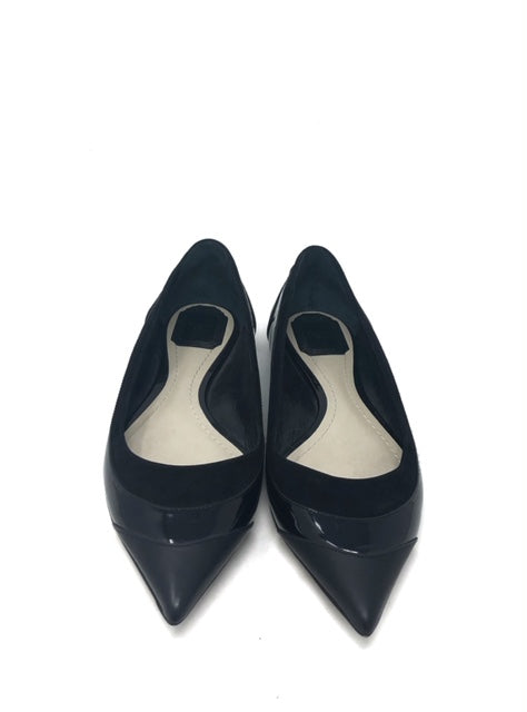 Dior 39 Suede Pointy Flats