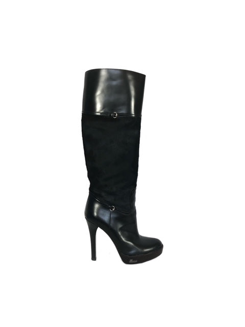 Gucci 8 Platform Riding Boot