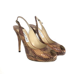 Jimmy Choo Size 40 High Heels