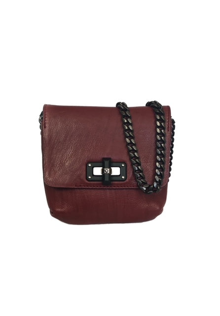 Lanvin Ox Blood Handbag