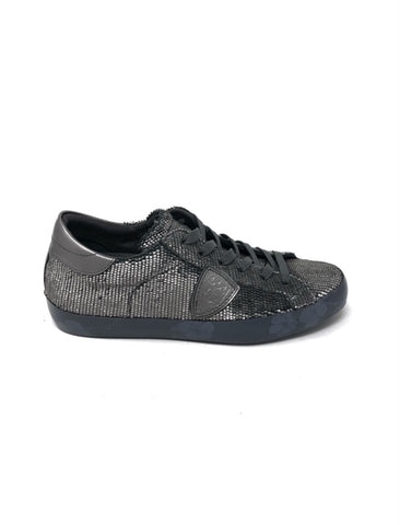 Philippe Model 37 Glitter Sneakers
