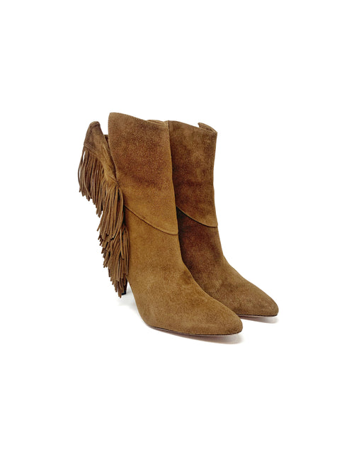 Aquazzura W Shoe Size 37.5 Booties