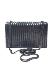 Saint Laurent Betty Small Black Sequins Bag