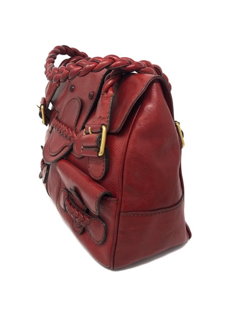Valentino Red Handbag
