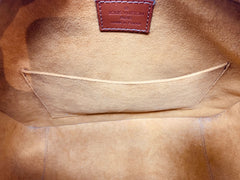 Louis Vuitton Brown Handbag