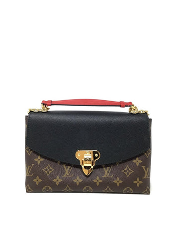 Louis Vuitton '17 Tri-color Monogram 'Saint-Placide' Crossbody