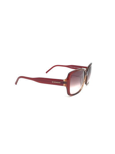Givenchy Square Ombre Frame Sunglasses