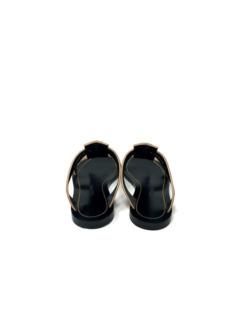 Tom Ford W Shoe Size 38.5 Sandal