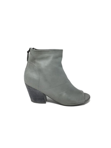 Marsell 35 Leather Open Toe Booties