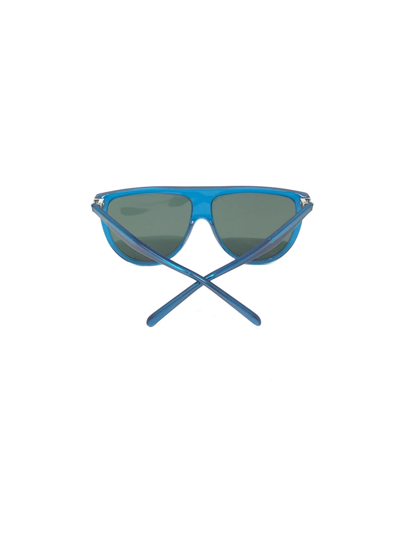 Celine Acetate Thin Shadow Sunglasses
