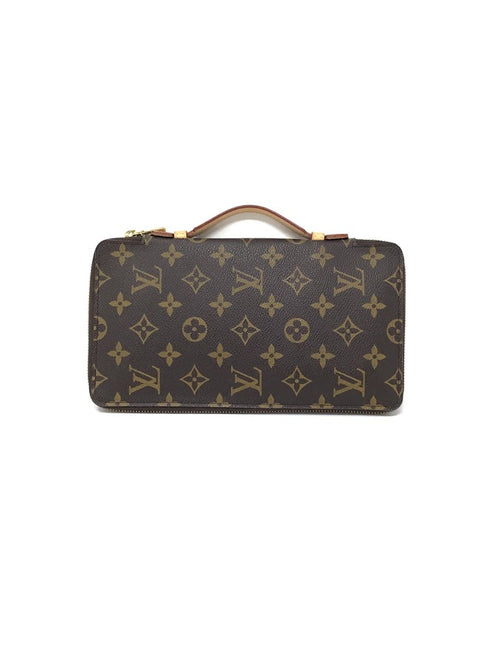 Louis Vuitton  '97 'De Voyage' Case Monogram Wallet