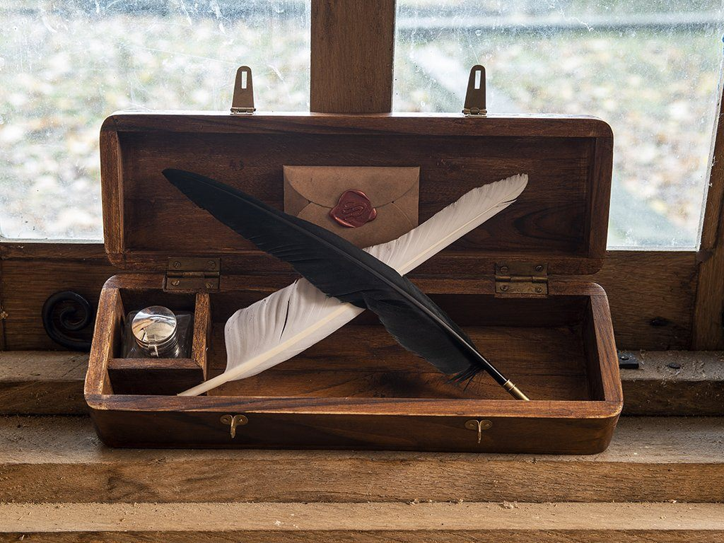 Quill Writing Set - Samson Historical