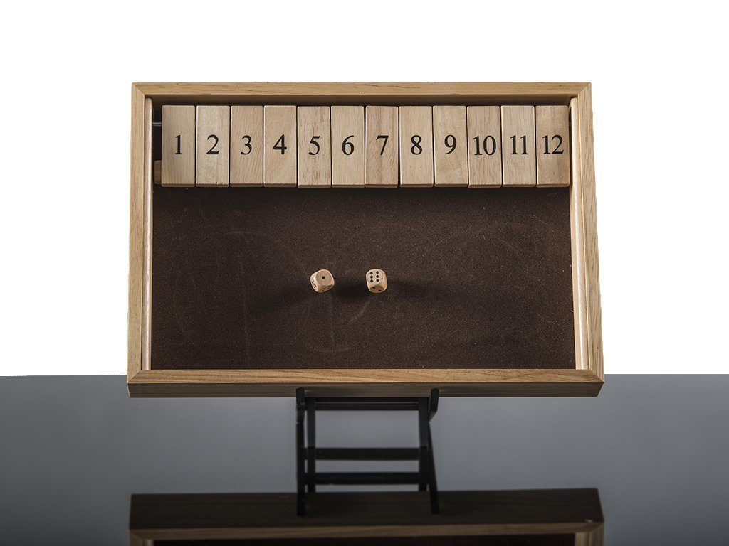 12 Pin Shut The Box - Samson Historical