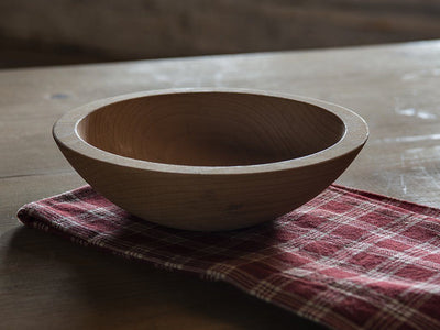 Wooden Bowl - Samson Historical