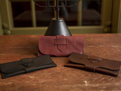 Leather Wallets - Samson Historical