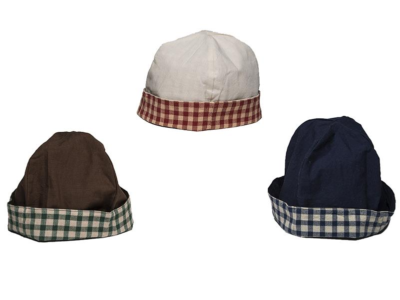 Cotton Workmans Cap - Samson Historical